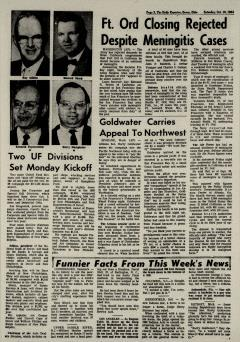 Dover Daily Reporter, October 10, 1964, Page 3