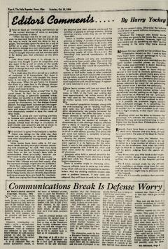 Dover Daily Reporter, October 10, 1964, Page 4