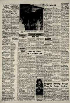 Dover Daily Reporter, October 14, 1964, p. 2