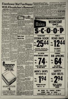 Dover Daily Reporter, October 20, 1964, Page 3