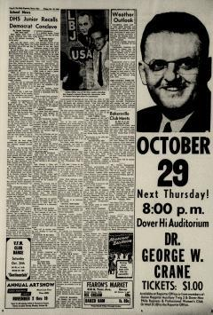 Dover Daily Reporter, October 23, 1964, Page 5