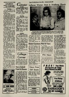 Dover Daily Reporter, October 24, 1964, Page 8