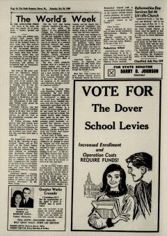 Dover Daily Reporter, October 24, 1964, Page 10