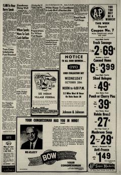 Dover Daily Reporter, October 26, 1964, p. 5