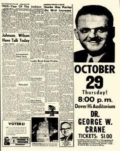Dover Daily Reporter, October 27, 1964, Page 5