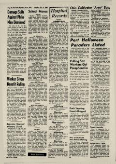 Dover Daily Reporter, October 31, 1964, Page 16