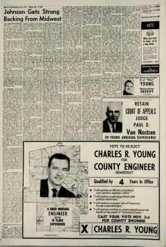 Dover Daily Reporter, November 02, 1964, Page 8