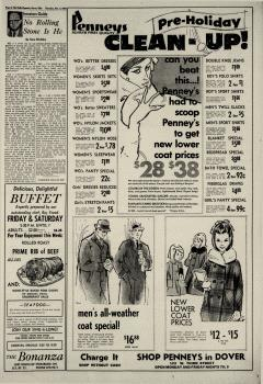 Dover Daily Reporter, November 05, 1964, Page 3