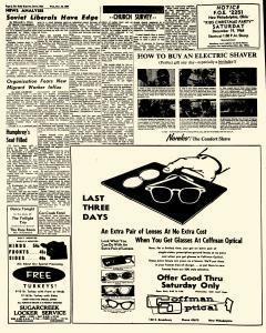 Dover Daily Reporter, November 18, 1964, Page 6