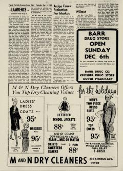 Dover Daily Reporter, December 05, 1964, Page 6