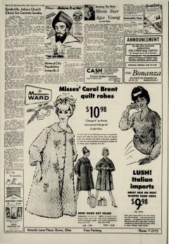 Dover Daily Reporter, December 17, 1964, Page 14