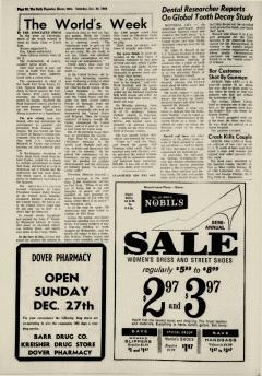 Dover Daily Reporter, December 26, 1964, Page 10