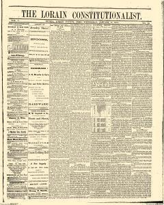 Elyria Lorain Constitutionalist, January 11, 1871, Page 1