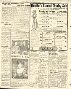 Hamilton Telegraph, August 11, 1910, Page 4