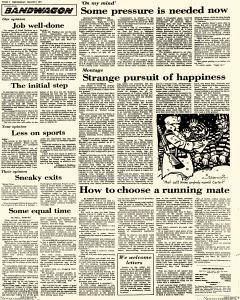 Howland Bandwagon, March 09, 1977, Page 2