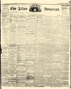 Allen County Democrat, February 13, 1867, Page 1