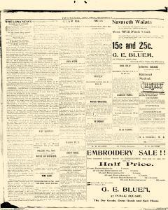 Lima Daily News, September 07, 1899, Page 4