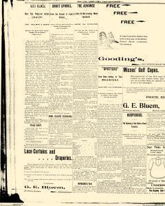 Lima Daily News, September 07, 1899, Page 8