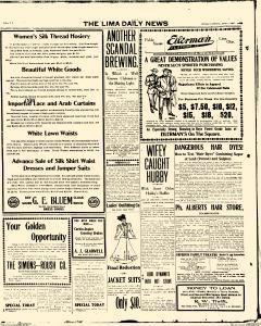 Lima Daily News, June 04, 1907, Page 8