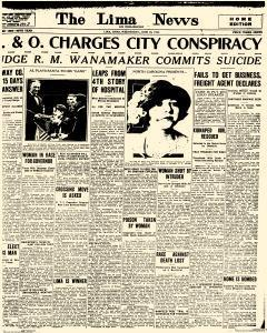 Lima News, June 18, 1924, Page 1