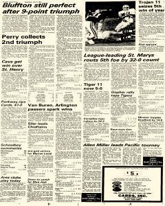 Lima News, October 09, 1976, Page 20