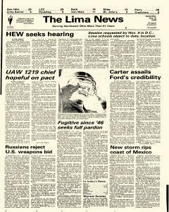 Lima News, October 09, 1976, Page 1