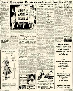 Mansfield News Journal, April 17, 1956, Page 14
