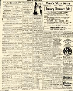 Mansfield News newspaper archives