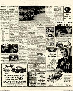 Marion Daily Star, December 12, 1951, Page 22