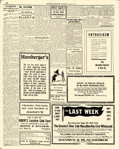 Evening Independent, January 27, 1909, Page 2