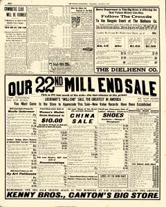Evening Independent, January 27, 1909, Page 8