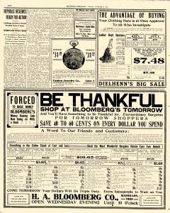 Evening Independent, November 23, 1909, Page 8