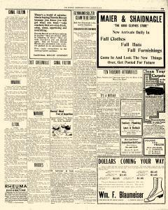 Evening Independent newspaper archives