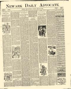 Newark Daily Advocate, January 05, 1889, Page 3