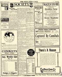 Piqua Daily Call, August 22, 1919, Page 5