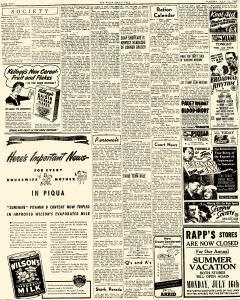 Piqua Daily Call, July 10, 1945, Page 2