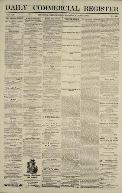 Daily Commercial Register