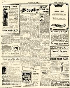 Sandusky Star Journal, February 28, 1911, Page 2