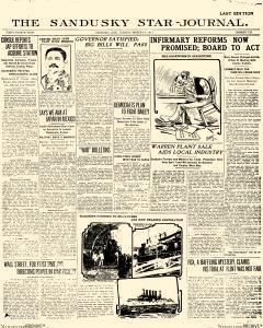 Sandusky Star Journal, March 14, 1911, Page 1