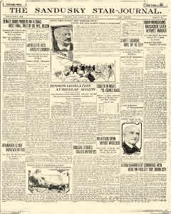 Sandusky Star Journal, May 23, 1911, Page 1