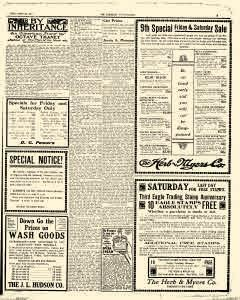 Sandusky Star Journal, May 26, 1911, Page 6