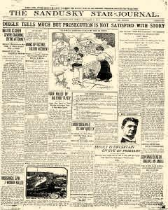 Sandusky Star Journal, September 04, 1911, Page 1
