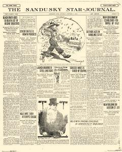 Sandusky Star Journal, October 07, 1911, Page 1