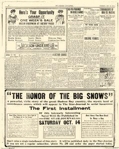 Sandusky Star Journal, October 12, 1911, Page 6