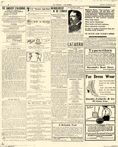 Sandusky Star Journal, October 23, 1911, p. 4