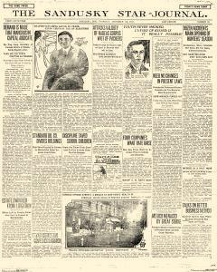 Sandusky Star Journal, November 16, 1911, Page 1