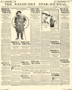 Sandusky Star Journal, December 27, 1911, Page 1