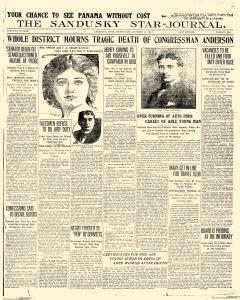 Sandusky Star Journal, October 02, 1912, Page 1