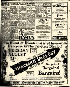 Steubenville Herald Star, August 18, 1928, Page 2