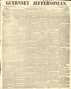Guernsey Jeffersonian, October 04, 1844, Page 1